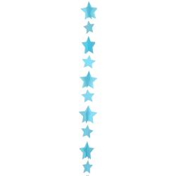 Anagram Stars Balloon Tail Decoration One Size Blå