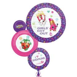 Anagram Supershape folieballong One Size Flerfärgade