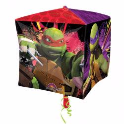 Anagram Teenage Mutant Ninja Turtles Supershape Cubez Balloon On