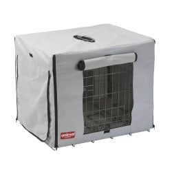 Animal Instincts Comfort Pet Crate Cover 62 x 47 x 51cm Grå