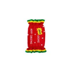 Animate Cracker Dog Jumper 24in Röd
