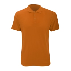 Anvil Herrmode Double Pique Normal poloskjorta (210 GSM) 2XL Man