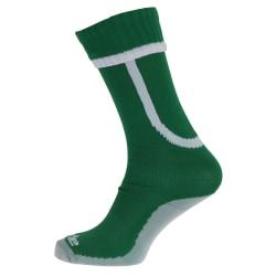 Apto Ergo fotbollsstrumpor för barn / barn 12-3 Junior UK Smarag
