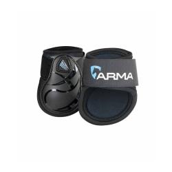 ARMA Carbon Horse Fetlock Boots Cob Black