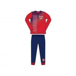 Arsenal FC Barn- / barnpyjamas 5-6 yrs Röd blå