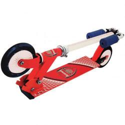Arsenal FC Fällbar Scooter One Size Flerfärgade
