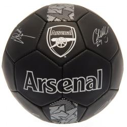 Arsenal FC Fantom signatur fotboll One Size Svart