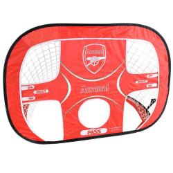 Arsenal FC Mål pop-up fotbollsmål One Size Röd