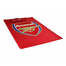 Arsenal FC Officiell fotbollsvapen One Size Red / Gold