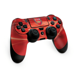 Arsenal FC Officiell PS4 Controller Skin One Size Röd