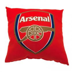Arsenal FC Prydnadskudde One Size Röd