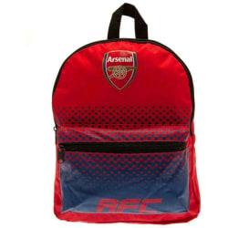 Arsenal FC Ryggsäck One Size Röd svart