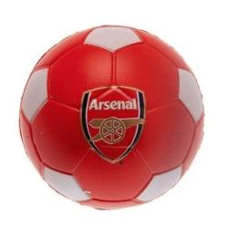 Arsenal FC Stress Ball One Size Röd vit