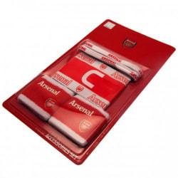 Arsenal FC Tillbehörsset One Size Röd vit