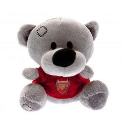 Arsenal FC Timmy Bear Plush Toy One Size Grå / Röd
