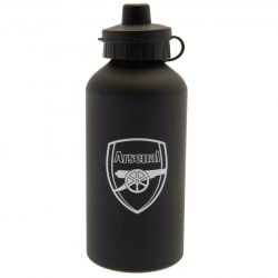 Arsenal FC Vattenflaska One Size Svart