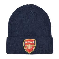 Arsenal FC Vuxna Unisex Crest manschett stickad mössa One Size M