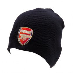 Arsenal FC Vuxna Unisex Stickad hatt One Size Svart