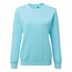 Asquith & Fox Sweatshirt för organisk Crew Neck för kvinnor / da