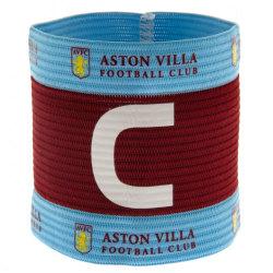 Aston Villa FC Kaptenar armband One Size Blå / röd röd