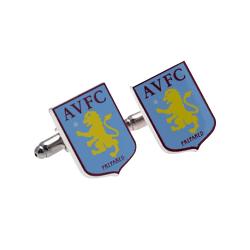 Aston Villa FC manschettknappar One Size Flerfärgade