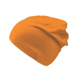 Atlantis Flash Jersey Slouch Beanie One Size Säkerhet Orange
