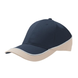Atlantis Racing Teamwear 6 Panel Cap One Size Marinblå / Kaki