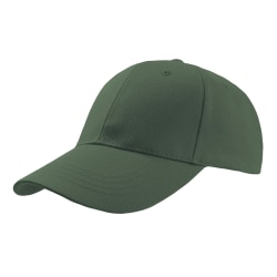 Atlantis Zoom Sports 6 Panel Baseball Cap One Size Grön