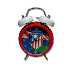 Atletico De Madrid FC Official Twin Bell Football Crest Musical