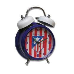 Atletico De Madrid FC officiella Twin Bell fotbollsvapen väckark