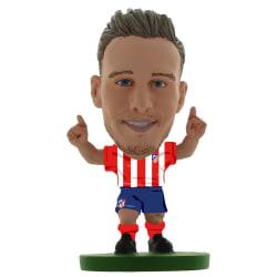 Atletico Madrid FC SoccerStarz Saul Niguez One Size Röd / Vit /
