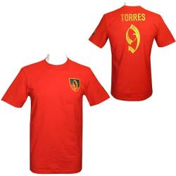 Atletico Madrid FC Torres Hero T-shirt för herrar L Röd