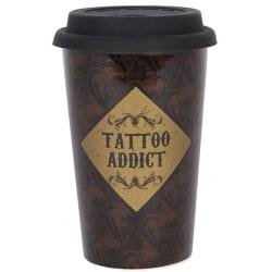 Attitude Clothing Tattoo Addict resemugg One Size Brun