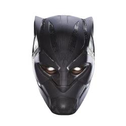 Avengers Black Panther Card Mask One Size Svart