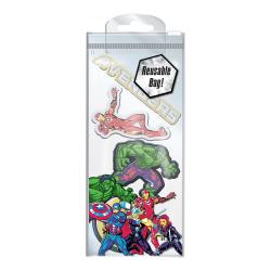Avengers Burst Eraser (Pack of 4) One Size Flerfärgade