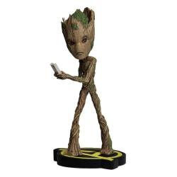 Avengers : Infinity War Groot Head Knocker One Size Brun