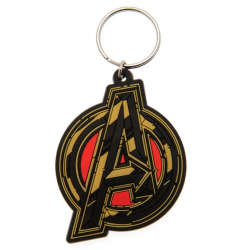 Avengers Infinity War Keyring One Size Flerfärgad