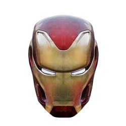 Avengers Iron Man Mask One Size Gul / Röd