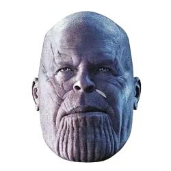 Avengers Thanos Mask One Size Lila