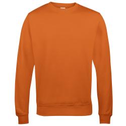 Awdis Just Hoods AWDis Unisex Crew Neck Plain Sweatshirt (280 GS