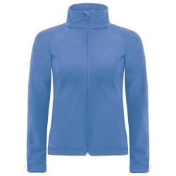 B&C Hooded Premium Softshell Jacka (vindtät, vattentätt och