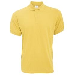 B&C Safran poloskjorta för män / Kortärmad poloskjorta för h