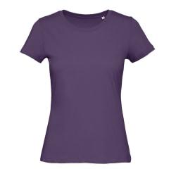 B&C T-shirt för organisk bomullsbesättning för kvinnor / dam