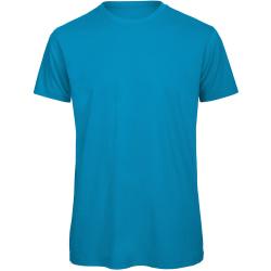 B&C T-shirt för organisk bomullsbesättning för män 3XL Atoll