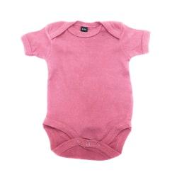 Babybugz Baby Bodysuit / Baby And Toddlerwear 6-12 Bubble Gum Pi