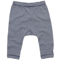 Babybugz Babypojkar med randiga leggings 12-18 Months Vit / naut