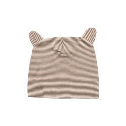 Babybugz Liten hatt med öron One Size Organisk naturlig / mokka