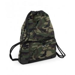 Bagbase Athleisure Water Resistant Drawstring Sports Gymsac Bag