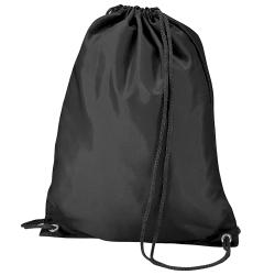 Bagbase Budget Vattentålig sport Gymsac dragsko (11 liter) One S