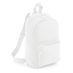 Bagbase Mini Essential ryggsäck / ryggsäck One Size Vit